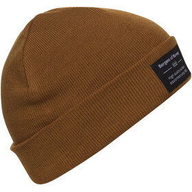 Bergans Fine Knit Beanie light inca gold